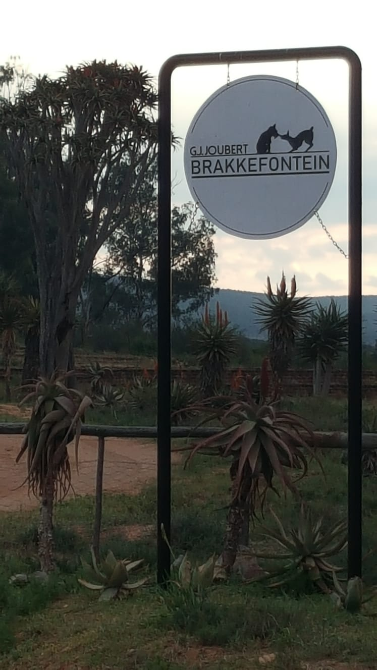brakkefontein-game-farm-sign-entrance